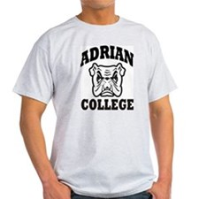 adrian college bulldog wear T-Shirt