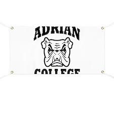 adrian college bulldog wear Banner