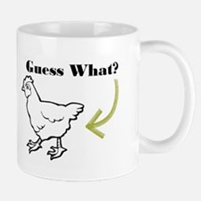 Chicken Butt Mug