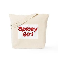 Peace Girl Tote Bag