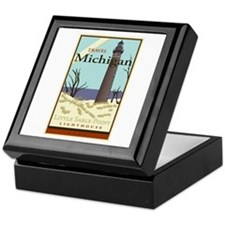 Travel Michigan Keepsake Box