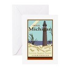 Travel Michigan Greeting Cards (Pk of 20)