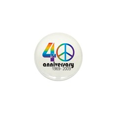 Woodstock Mini Button (100 pack)
