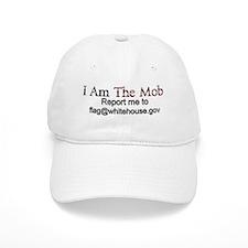 I Am The Mob Baseball Cap