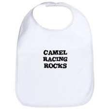 CAMEL RACING ROCKS Bib