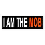 I Am The MOB Bumper Sticker (50 pk)