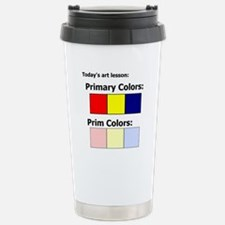 Prim Colors Travel Mug