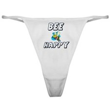 Cute Family and life humor Classic Thong