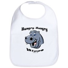 Hungry Hippo Bib