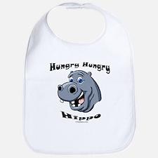 Hungry Hippo Bib