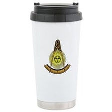 Freemason Past Master Thermos Mug