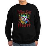 Follow Your Heart Sweatshirt (dark)
