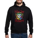 Follow Your Heart Hoodie (dark)