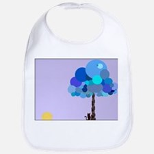 Syd and the Blueberry Tree Bib