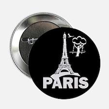 """""""France/Paris/Tower/Humor"""" 2.25"""" Bu"""