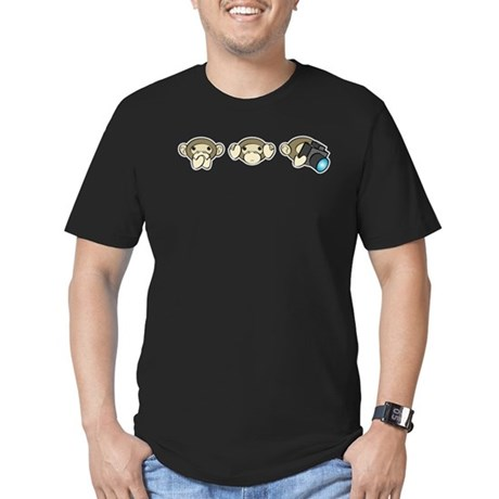 chimp no evil T-Shirt
