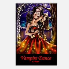 Vampire Dance Postcards (Package of 8)