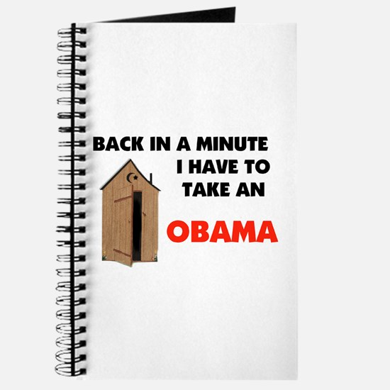 OBAMA IS FULL OF IT ! Journal