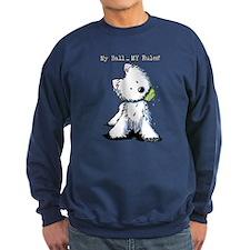 My Ball...MY Rules! Sweatshirt