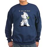 Westies Sweatshirt (dark)