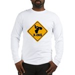 ATV X-ing Long Sleeve T-Shirt