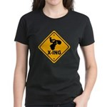 ATV X-ing Women's Dark T-Shirt