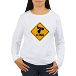 ATV X-ing Women's Long Sleeve T-Shirt