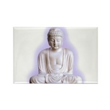 Cute Buddhist Rectangle Magnet