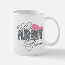 Proud Army Fiancee Mugs