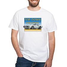 White Firebird Convt Shirt