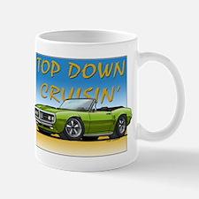 Green Firebird Convt Mug