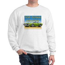 Green Firebird Convt Sweatshirt