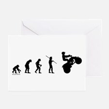 ATV Evolution Greeting Cards (Pk of 20)