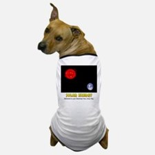 Solar Energy: Free Delivery Dog T-Shirt