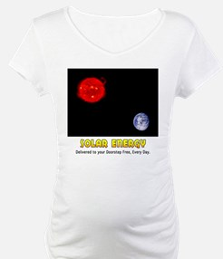Solar Energy: Free Delivery Shirt