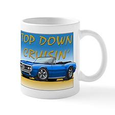 Blue Firebird Convt Mug