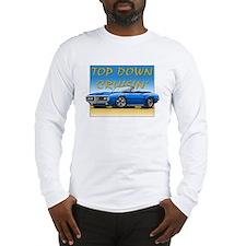 Blue Firebird Convt Long Sleeve T-Shirt