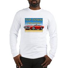 Red Firebird Convt Long Sleeve T-Shirt