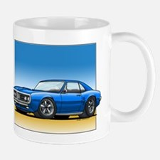 Blue 67-68 Firebird Mug