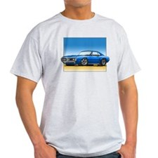Blue 67-68 Firebird T-Shirt