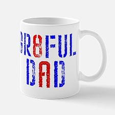 GR8FUL DAD (8) Mug