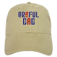 GR8FUL DAD (8) Baseball Cap