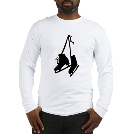 Skates Long Sleeve T-Shirt