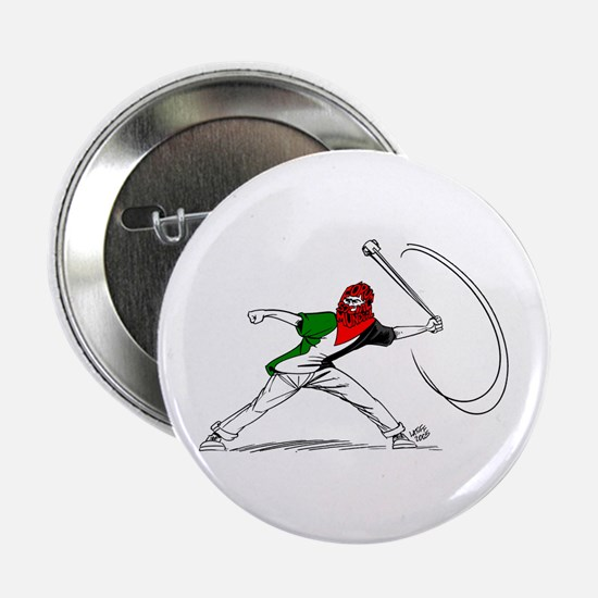 """Ideal Palestinian 2.25"""" Button"""