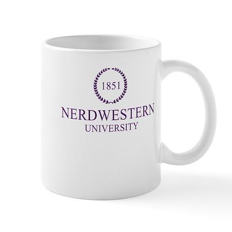 Nerdwestern University Mug