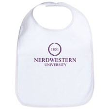 Nerdwestern University Bib