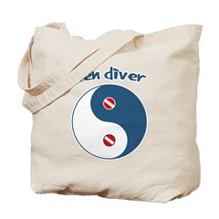 http://i3.cpcache.com/product/402156755/zen_diver_tote_bag.jpg?height=240&width=240
