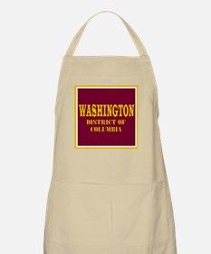 Washington DC BBQ Apron