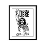 Liberty to Palestine Framed Panel Print