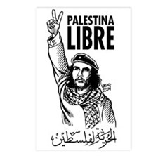 Liberty to Palestine Postcards (Package of 8)
